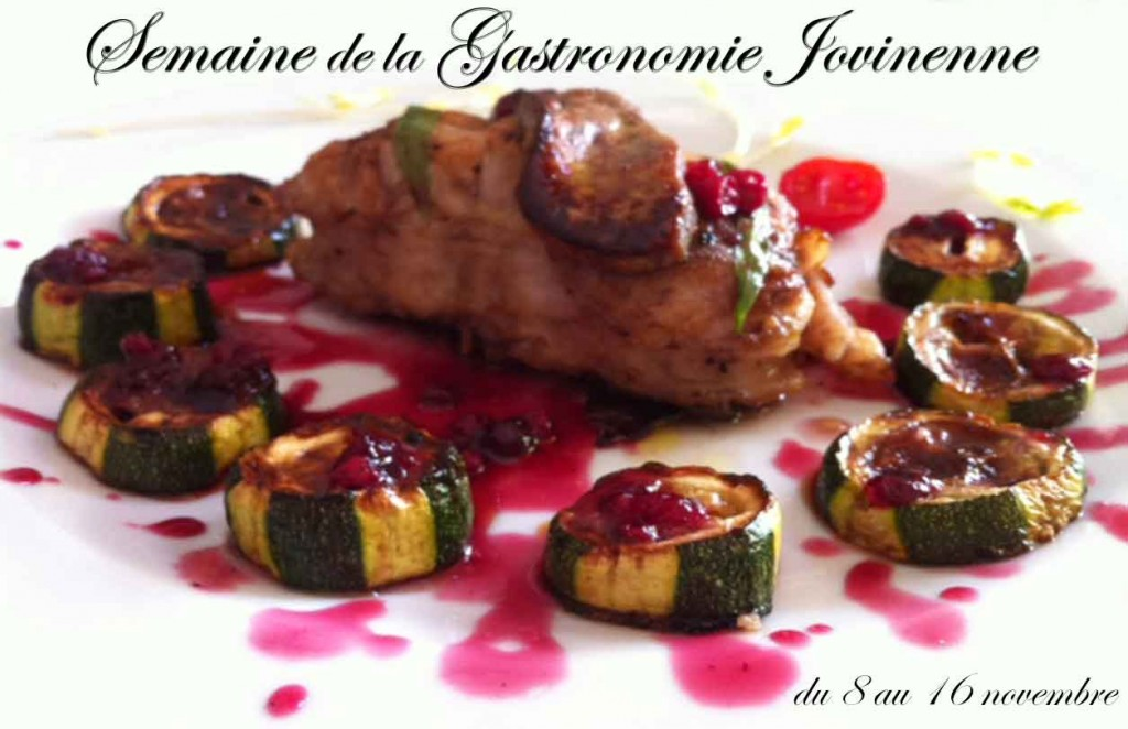 Semaine de la Gastronomie Jovinienne