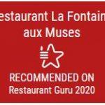 Restaurant Guru La Fontaine aux Muses